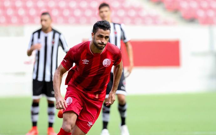 Ronaldo Alves (Foto: João Pedro (Pernambuco/Press))