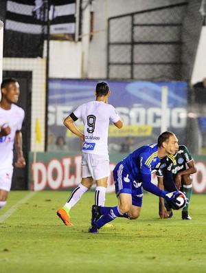 Trave Ricardo Oliveira Santos x Palmeiras