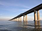 Ponte Rio-Niterói terá mergulhão até abril de 2017, diz ministro