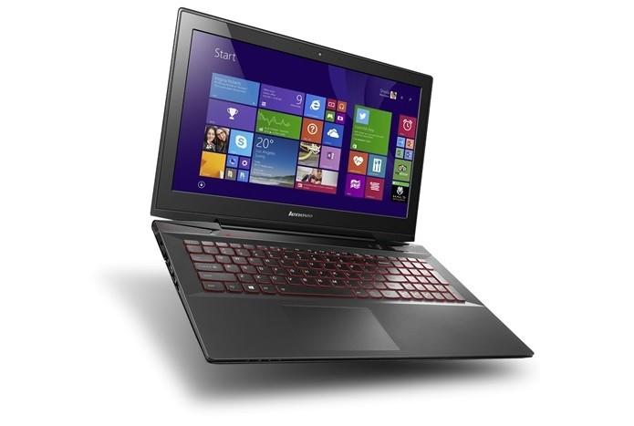 Lenovo Y50 vem com Windows 8.1, mas atualização para Windows 10 é gratuita (Foto: Divulgação/Lenovo)