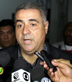 Henrique Custódio vice presidente do Remo (Foto: Cristino Martins/O Liberal)