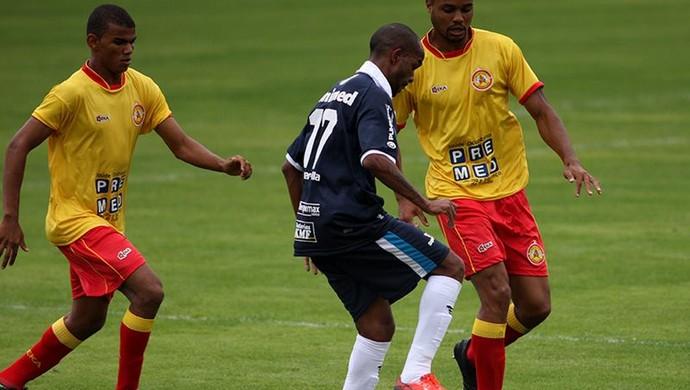 São Bento x Atlético Sorocaba, Copa Paulista 2014 (Foto: Jesus Vicente/ EC São Bento)