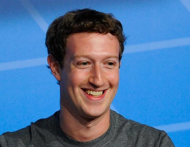 Mark Zuckerberg, CEO do Facebook (Foto: Getty Images)