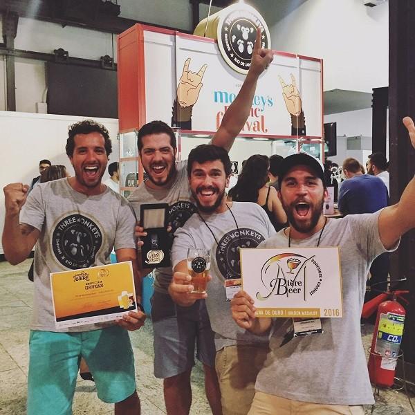 India White Ale ganhou medalha de ouro no Mondial de la Bière de 2016