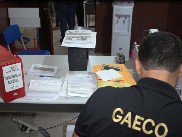 MPPE realizou vistoria na Prefeitura de Belém de Maria (Foto: Ascom/MPPE)