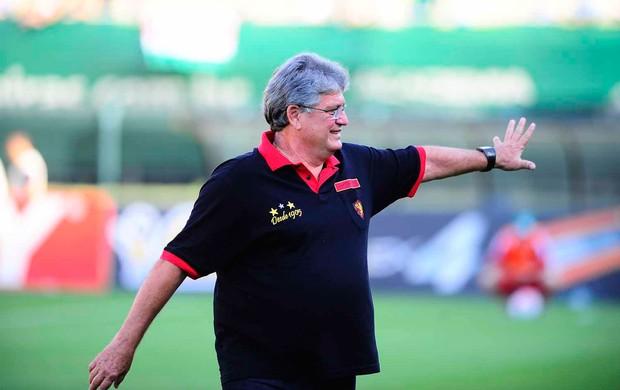 geninho sport palmeiras série B (Foto: Marcos Ribolli / Globoesporte.com)