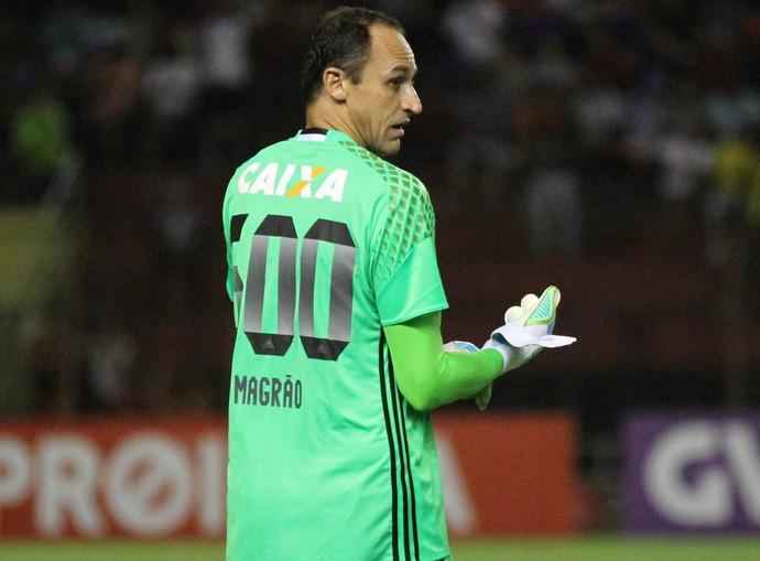 Magrão (Foto: Aldo Carneiro (Pernambuco/Press))