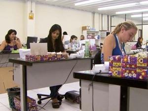 pesquisa trabalho mulheres negociam mais que homens (Foto: Reprodução/EPTV)