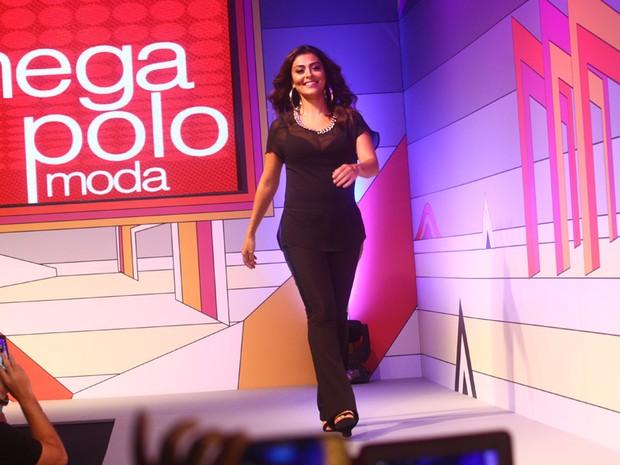 Juliana Paes (Foto: Iwi Onodera/EGO)