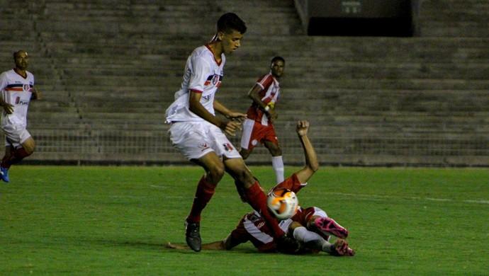 Santa Cruz-PB x Esporte de Patos, Campeonato Paraibano (Foto: Amauri Aquino/GloboEsporte.com/pb)