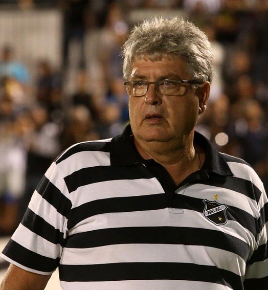 lamento alvinegro (Frankie Marcone/ABC FC/Divulgação)