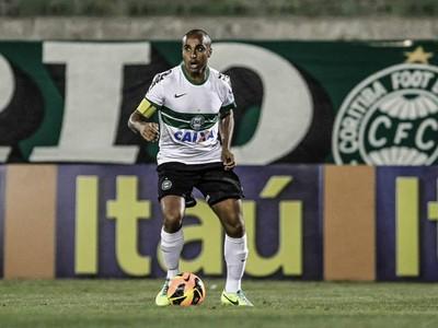 Deivid Coritiba Grêmio (Foto: Divulgação / Site oficial do Coritiba)