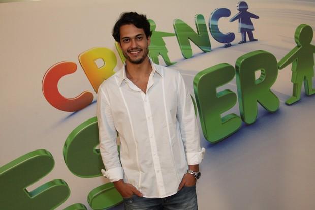 Rafael Viana no Criança Esperança 2013 (Foto: Wagner Santos / FotoRioNews)