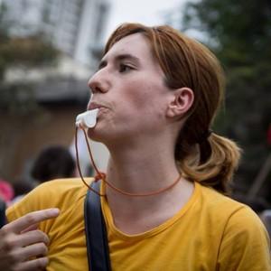 """Andreia Bianchi: """"Com a crise da água se agravando, os protestos devem aumentar"""""""