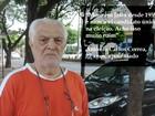 Eleitores de Jales comentam sobre candidato único a prefeito; FOTOS