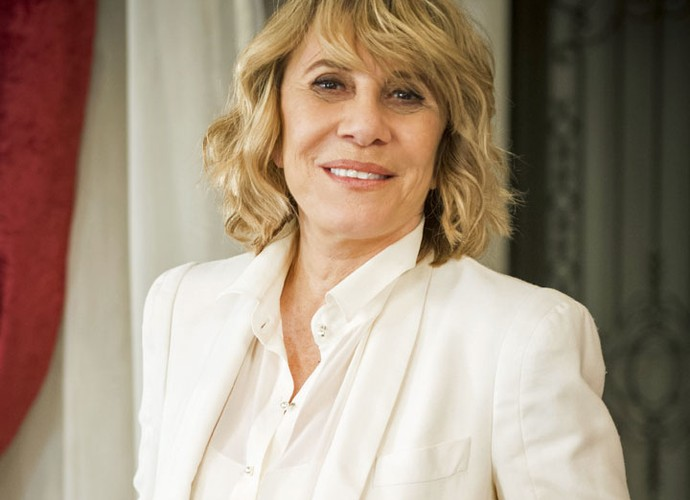 Renata Sorrah comenta casamento fracassado de Nora e Gibson (Foto: Globo/Caiuá Franco )