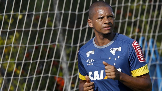 Edimar Cruzeiro (Foto: Washington Alves/Light Press)