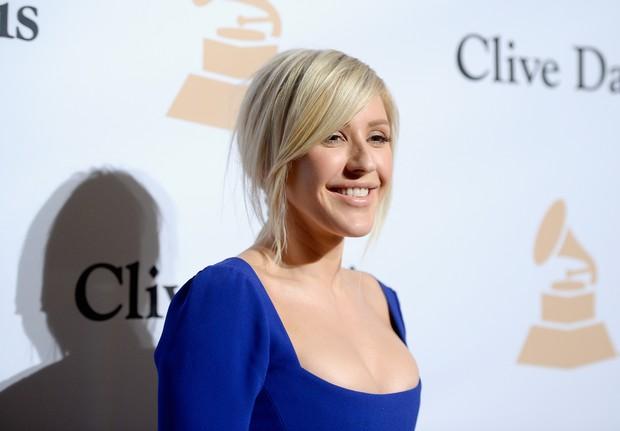 Ellie Goulding (Foto: KEVORK DJANSEZIAN / GETTY IMAGES NORTH AMERICA / AFP)