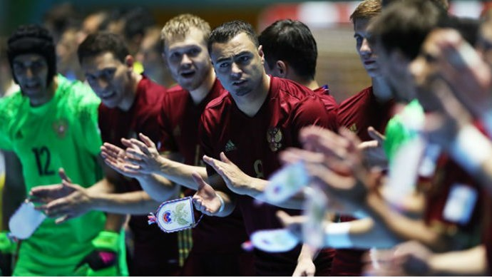 Eder Lima Rússia Mundial de Futsal (Foto: Getty Images/Fifa)