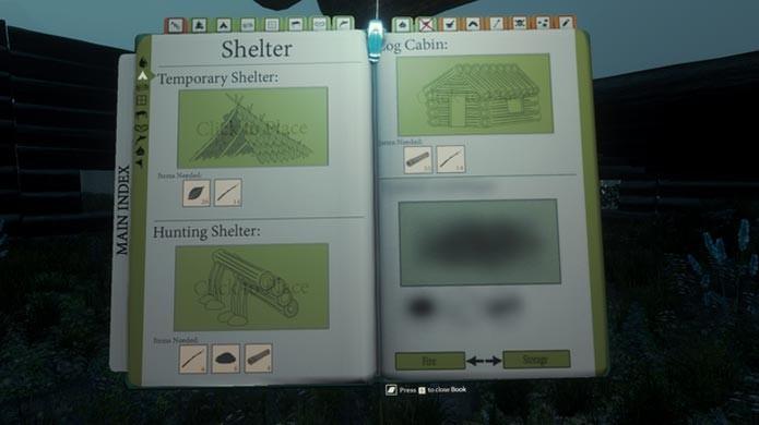 The Forest: veja como construir um abrigo no game de terror (Foto: Reprodução/Tais Carvalho)