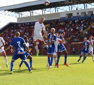 Desportivo Brasil x Olímpia-SP (Foto: Divulgação / Desportivo Brasil)