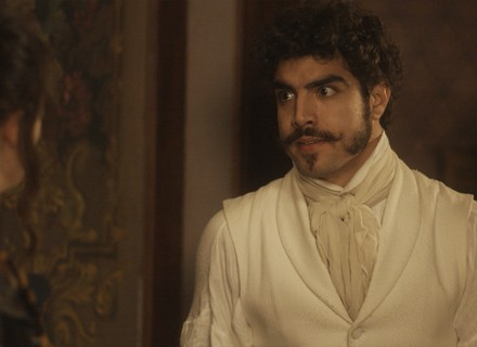 Pedro deixa Domitila furiosa ao defender Benedita: 'Ela fica'