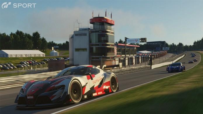 Gran Turismo Sport terá seu lançamento em 15 de novembro no PlayStation 4 (Foto: Divulgação/PlayStation Blog) (Foto: Gran Turismo Sport terá seu lançamento em 15 de novembro no PlayStation 4 (Foto: Divulgação/PlayStation Blog))