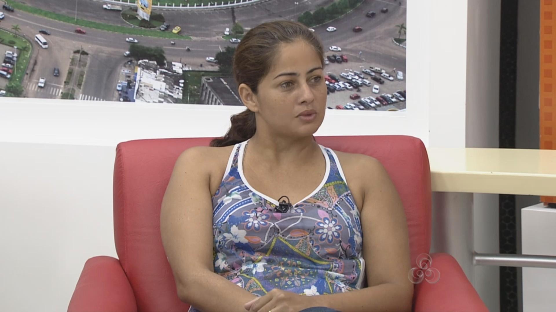 Eliene Araújo falou da premiação e dos critérios de participação (Foto: Bom Dia Amazônia)