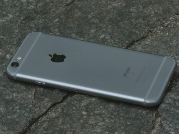 Câmera traseira do iPhone agora tem 12 MP (Foto: G1)