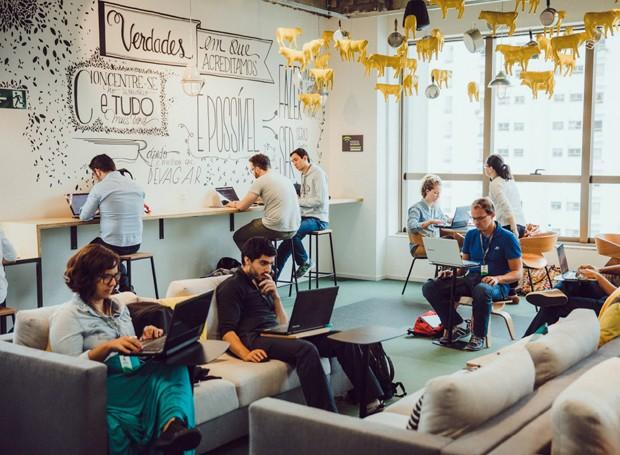 Google Campus São Paulo já tem 75 mil membros (Foto: Divulgação)