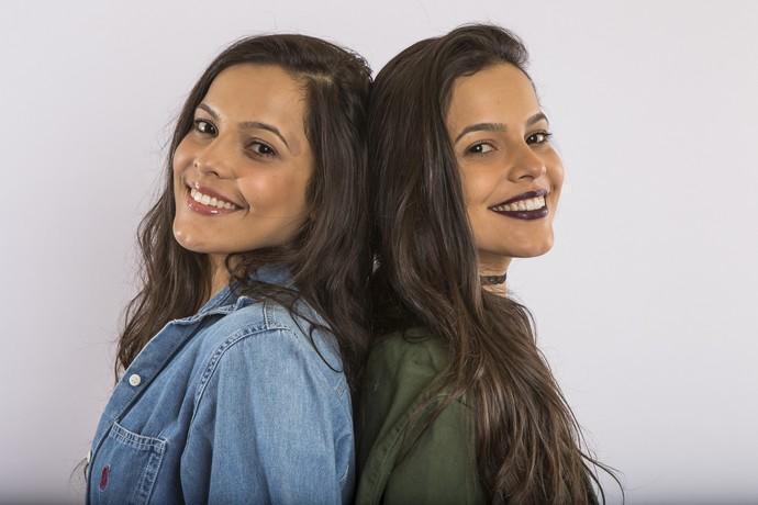 Emilly e Mayla (Foto: Artur Meninea)