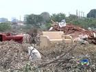 Cetesb manda prefeitura limpar ponto de descarte de entulho em Birigui