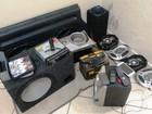 Polícia prende quadrilha suspeita de furtar carro de transportadora no PR