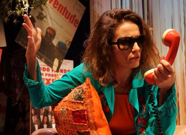 """Priscila Steinman: """"Não levo muito jeito para a infelicidade"""""""