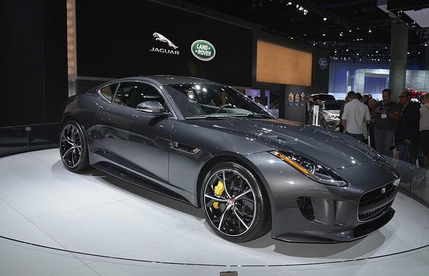 Jaguar F-TYPE (Foto: Newspress)