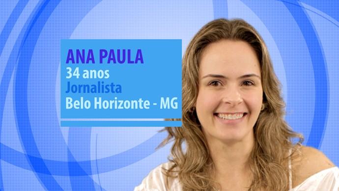 Ana Paula participante do BBB16 (Foto: Gshow)