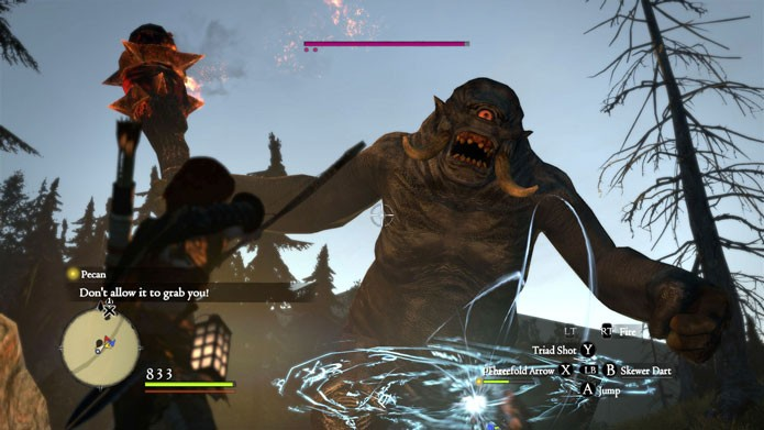 Dragons Dogma: Dark Arisen tem melhor performance no PC (Foto: Reprodução/Tais Carvalho)