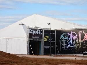 Evento será realizado na UFSCar em São Carlos (Foto: Stefhanie Piovezan/G1)