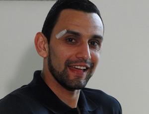 Rafael Marques atlético-mg (Foto: Fernando Martins/Globoesporte.com)