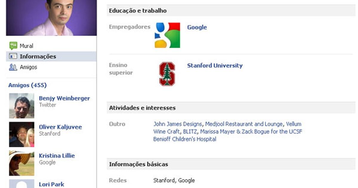 G1 - Criador da rede social Orkut tem conta no Facebook