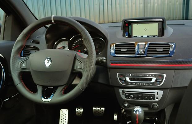 Renault Mégane RS (Foto: Oswaldo Luiz Palermo)