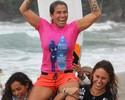 É tetra! Silvana Lima conquista o título brasileiro e segue luta por vaga na elite