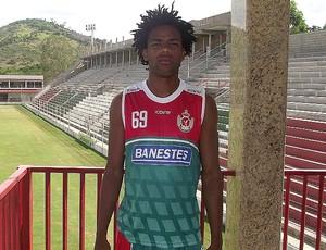 Vinícius Leandro, zagueiro do Real Noroeste (Foto: Marcelo Pereira/Real Noroeste FC)