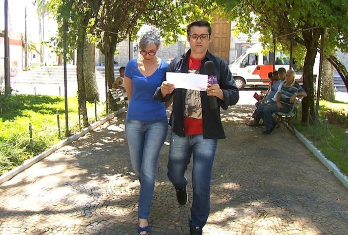 O programa 'Revista de Sábado' é apresentado da cidade de Itatiba (Foto: Revista de Sábado / TV TEM)