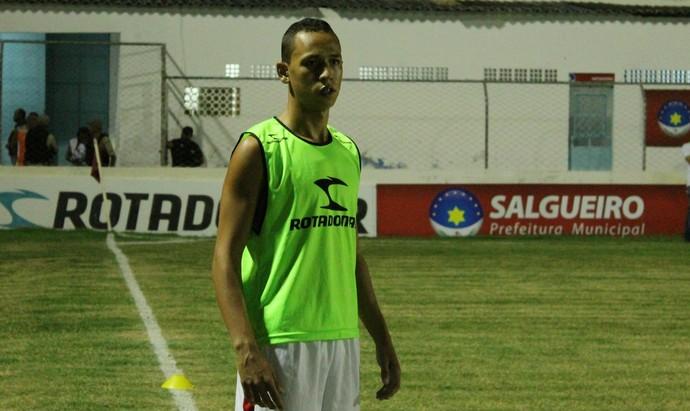 Clebimho, Salgueiro (Foto: Emerson Rocha)