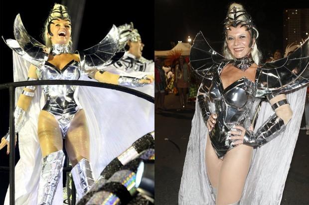 Xuxa  (Foto: Cláudio Andrade / Ego - Marcos Serra Lima / Ego)