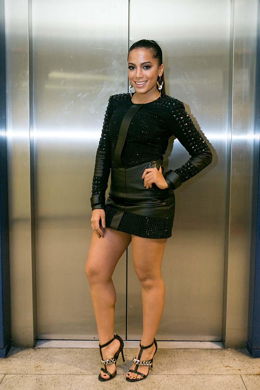 Anitta bastidores superpasse1 (Foto: Isabella Pinheiro/Gshow)