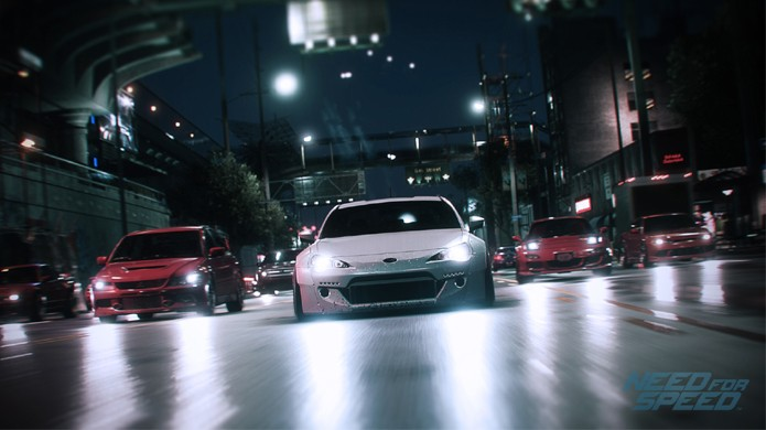 Need for Speed de 2015 é o mais novo jogo gratuito para assinantes do EA Access (Foto: Reprodução/GameSpot)
