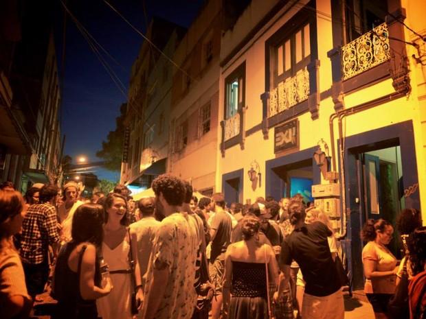 Grito Rock leva pessoas para as ruas do Centro de Vitória (Foto: Francisco Neto/ Divulgação)