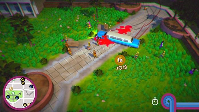 Roundabout é anunciado para PC, PlayStation 4 e Xbox One. (Foto: Divulgação)